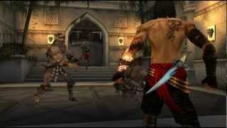 Prince of Persia: The Two Thrones Trilogy 3D Walkthrough/Gameplay PS3 #2