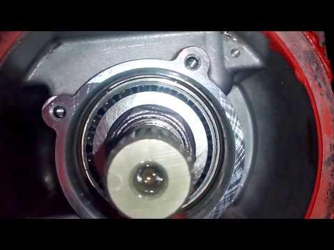 Toyota RAV4 замена сальников заднего дифференциала.