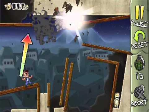 Fragger Monster Dash Level 26 - Solution Walkthrough