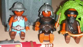 Playmobil: Rome-The Fall of Carthage