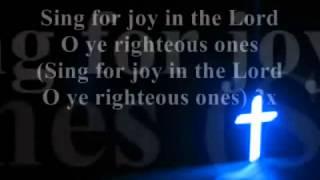 Shouts Of Joy , Sing For Joy , Roni Roni Bat Zion Rejoice Rejoice Daugther Of Zion