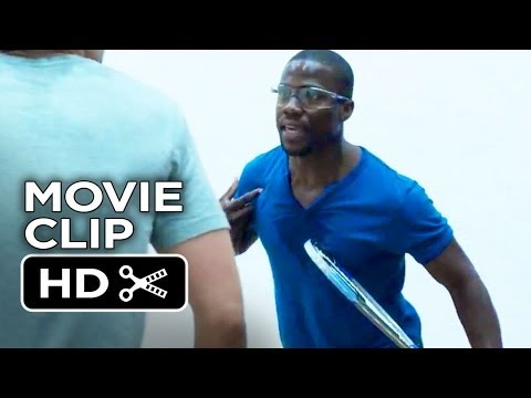 About Last Night Movie CLIP - Broke Up With Me (2014) - Kevin Hart Movie HD