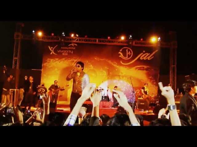 Jal sajni live perfomance at LNMIIT jaipur