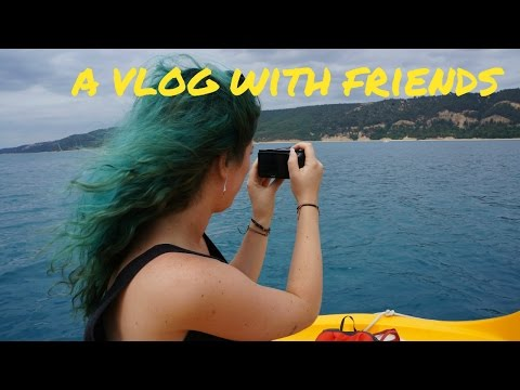 VLOG - exploring the south of France with friends