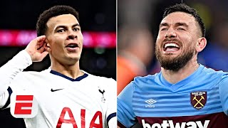Tottenham win again under Jose Mourinho, Chelsea stunned by rivals West Ham | Premier League
