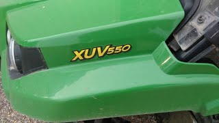 2014 John Deere Gator xuv550 in-depth review