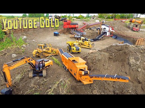 YouTube GOLD - This Ain't Your Grand Pappy's Mine Site (s2 E21) | RC ADVENTURES