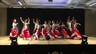 Hayat Dance  Український трайбл  рук Штаб Татьяна