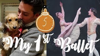My First Ballet, House DRAMA & FAMILY Time! Vlogmas Pt.5