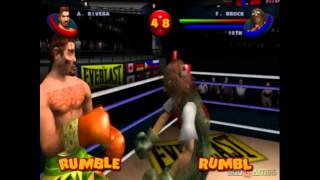 Ready 2 Rumble Boxing Round 2 - Gameplay PS2 (PS2 Games on PS3)
