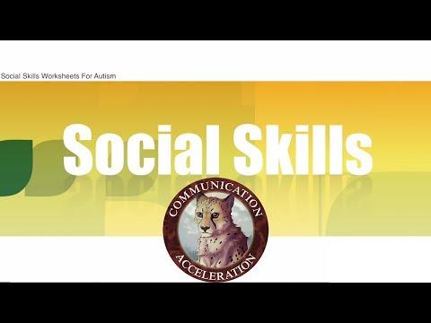 Social Skills Worksheets for Teens