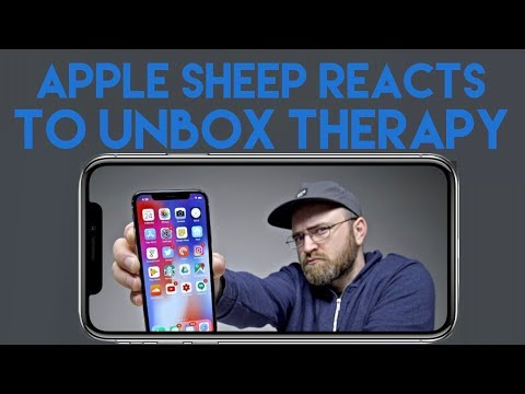 "Apple Sheep Reacts to ""DON'T Buy The iPhone X"""