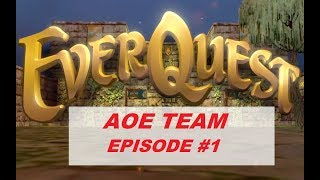 EVERQUEST LIVE  - The BEST AE team -  Ep #1 - It all starts with a wipe (1080p)