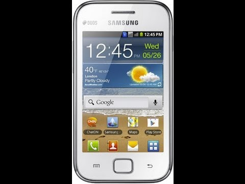 samsung galaxy ace duos s6802 unboxing