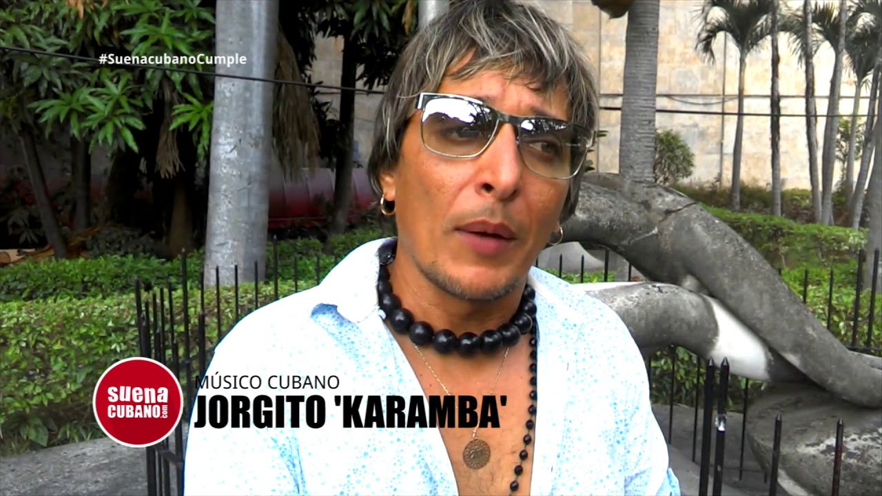 Jorgito 'Karamba' comenta del valor de Suenacubano - YouTube