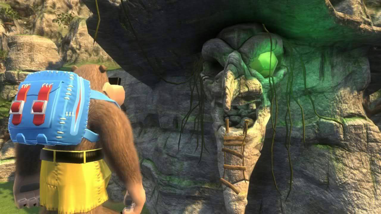Gruntildas Lair Remastered Banjo Kazooie Music YouTube