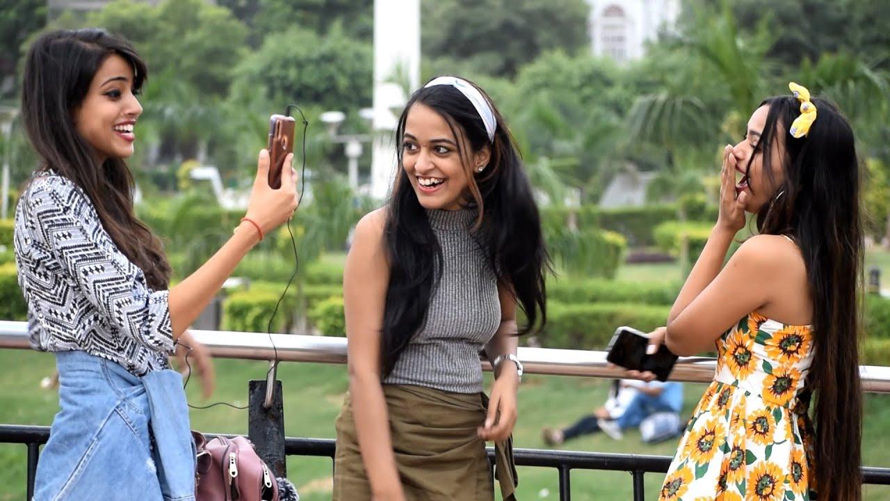 Download Funny Video Calling Prank | Nishu Tiwari | Prank in India