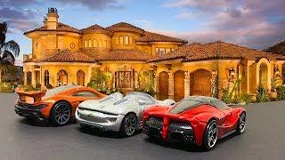 Hot Wheels Hypercars