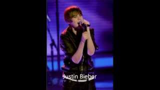 Born To Be Somebody - Justin Bieber (Karaoke instrumental)