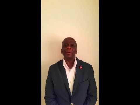 Pastor Joe Welcoming Video for Pastor M Radebe