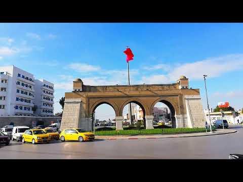 Bab Saadoun in Tunis [CC]