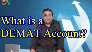 What is A DEMAT Account?? | Learn From our Finance Guru Vishal Thakar