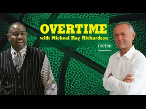 Overtime with Micheal Ray Richardson (Episode 9, Dec. 24, 2013)