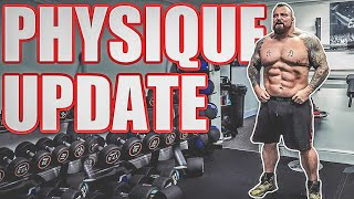 Physique Update | Chest session