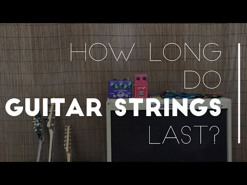 How long do guitar strings last? Not as long as they should. | Stringjoy