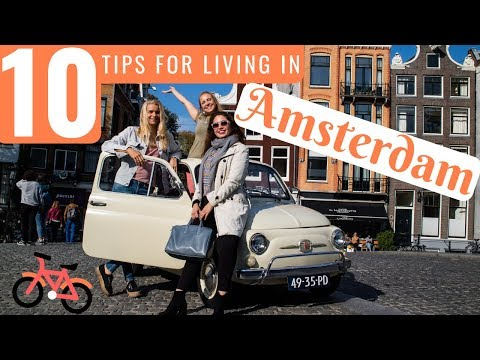 Top 10 Tips for Living in Amsterdam as a Foreigner