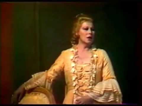 "Gundula Janowitz ""Porgi Amor"" Le Nozze di Figaro Mozart - Best performance ever INFO !!"