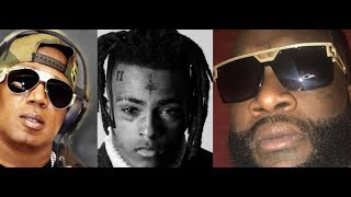 MASTER P CALLS OUT FAKE LOVE SHOWN TO XXXTENTACION BY Celebrities, Rick Ross Shows REAL LOVE