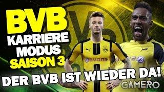 DER BVB IST WIEDER DA! ⚽ MEGA ANGEBOT FÜR MILIK ♕ FIFA 17 KARRIEREMODUS BVB ♕ FIFA17 BVB SAISON3 #01