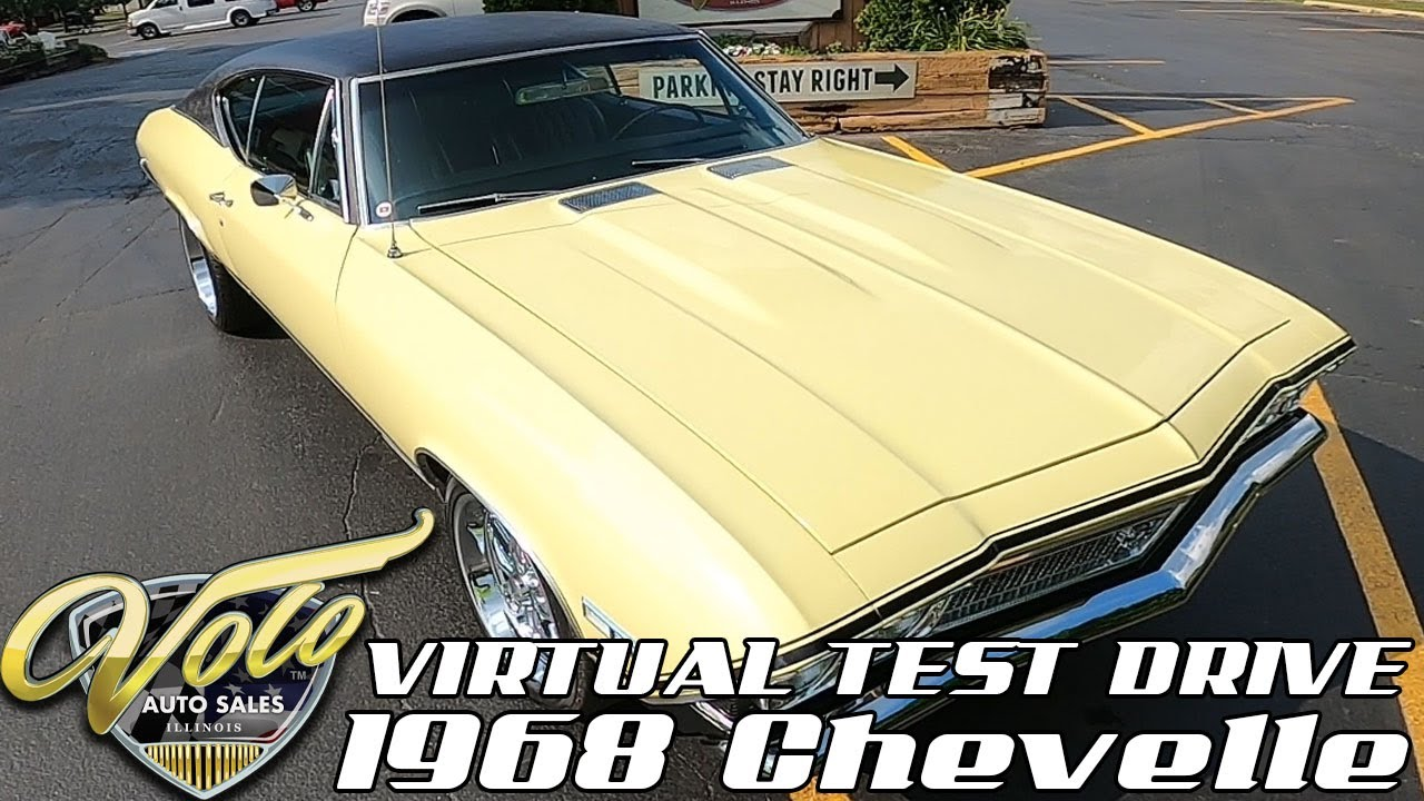 1968 Chevrolet Chevelle SS Virtual Test Drive at Volo Auto Museum (V19013)
