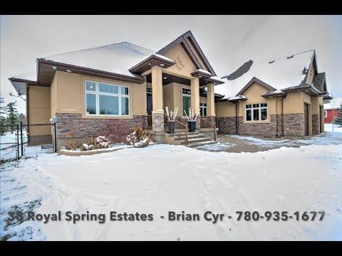 38 Royal Spring Estates, Rural Parkland County, AB