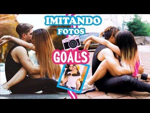 IMITANDO FOTOS JUKILOP TUMBLR EN PAREJA | Juan de Dios Pantoja y Kimberly Loaiza