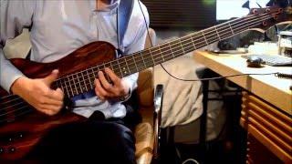 Baixar Rushed love / Gustavo dal farra / Slap bass solo 【cover】Adamovic Halo 5