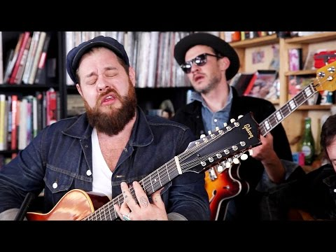Nathaniel Rateliff & the Night Sweats: NPR Music Tiny Desk Concerts