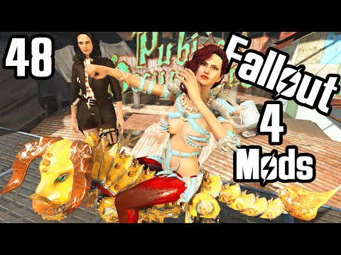 Fallout 4 Mod Review 48 - Commonwealth Cuts KS Hairdo and