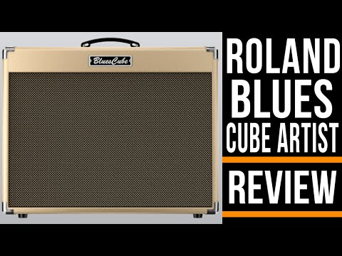 Roland Blues Cube Artist | Guitar Amplifier Review | Michael Casswell