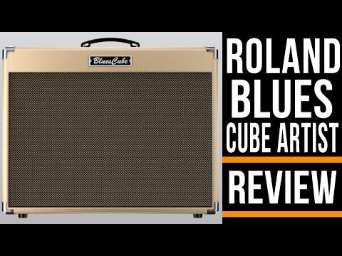 Roland Blues Cube Artist | Guitar Amplifier Review | Michael Casswell