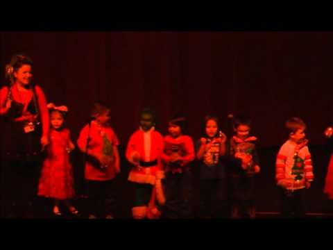 2015 Saginaw Chippewa Academy Winter Program