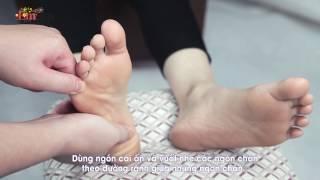 Hướng dẫn massage chân chỉ bằng 4 động tác ĐƠN GIẢN, HIỆU QUẢ - Emdep TV