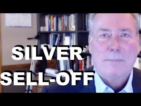 Silver Sell-Off Preceding MAJOR SHIFT in Markets | David Morgan