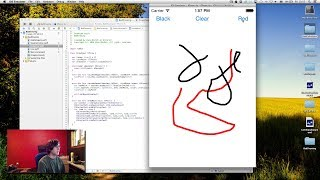 Learning Swift #6 - Making A Drawing App