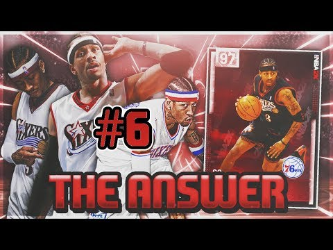 THE ANSWER #6 - A PACK OPENING CHALLENGE! THE MOST UPGRADES WE'VE EVER HAD! NBA 2k19 MyTEAM