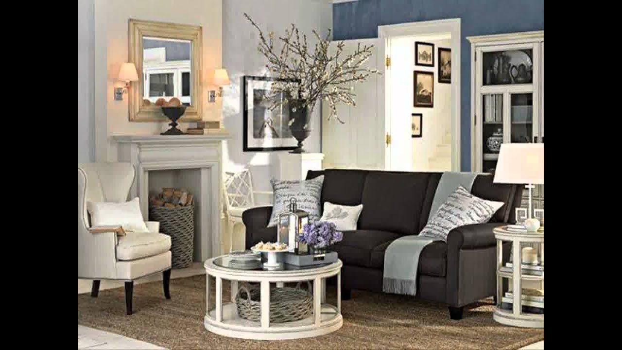 living room ideas with sectional sofas - YouTube