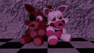 SFM FNAF Faded by Alan Walker Foxy x Mangle