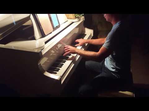 Gnarls Barkley  Crazy DAVID SIDES VERSION PIANO  W SHEET MUSIC
