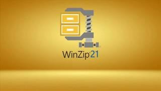 WinZip 21: How to Unzip a File screenshot 2